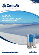 Modular Adsorption Dryers