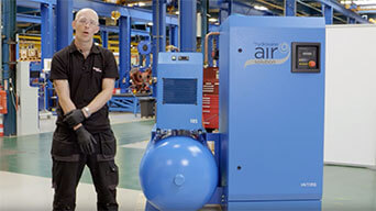 Compressor Maintenance - Top Tips from Gardner Denver