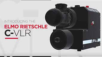 Elmo Rietschle C-VLR Claw Vacuum Pump