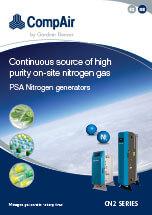 Nitrogen CN2 Series Brochure