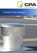 Hybrid Ventilation Ecopower Data Catalogue