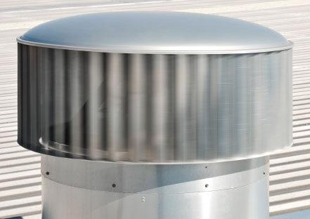 Hybrid Roof Ventilation