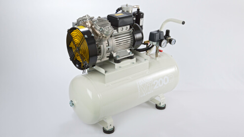 Bambi Compressors from the Midlands Leading Distributor